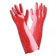 棉毛布内衬全浸红PVC万博网页版地址